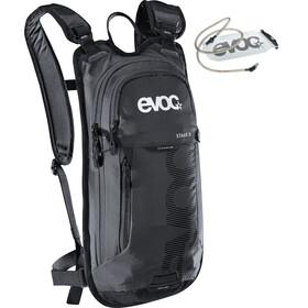 EVOC Stage fietsrugzak 3 L + Hydration Bladder 2 L zwart